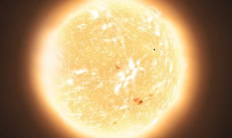 Beyond Earthly Skies: Star-Hugging Planets   Astronomy   Scoop.it