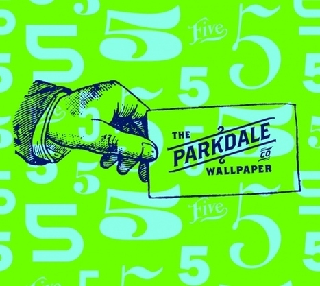 Retail Therapy: Parkdale Wallpaper's Hot Type | Posted Toronto | National Post | Great type | Scoop.it