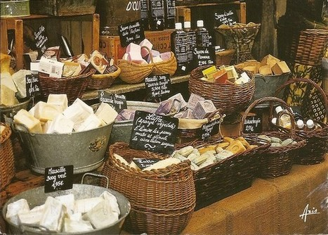 Lali : Le marché provençal | The Blog's Revue by OlivierSC | Scoop.it