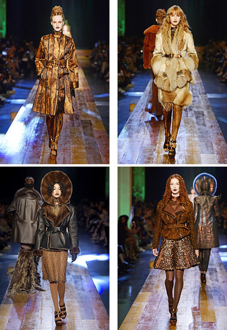 Haute Couture Automne-Hiver 2016-17 - Fashion Spider - Fashion Spider – Mode, Haute Couture, Fashion Week & Night Show | fashion-spider mode | Scoop.it