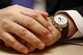 Smart watches? Not at this time, say wary Swiss - The Age | Wearable Tech | Scoop.it