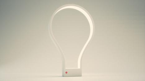 Silhouette Lamp | Mon Oeil | Scoop.it