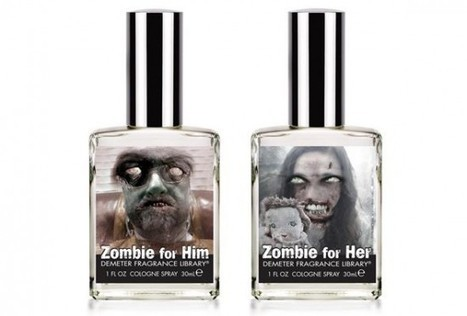 Something Smells Rotten – Zombie Perfume for That Perfect Undead Fragrance | Strange days indeed... | Scoop.it