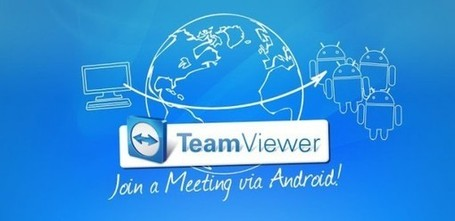 TV Meeting : Assister à une réunion TeamViewer avec votre Android | formation 2.0 | Scoop.it