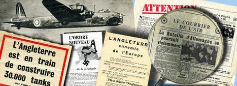 Archives départementales d'Indre et Loire | Communiquer pour résister 1940-1945 | Scoop.it