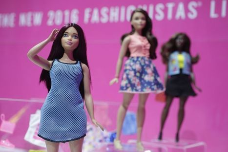How does 'Curvy Barbie' compare with an average woman? - BBC News | Anthropometry and Kinanthropometry | Scoop.it