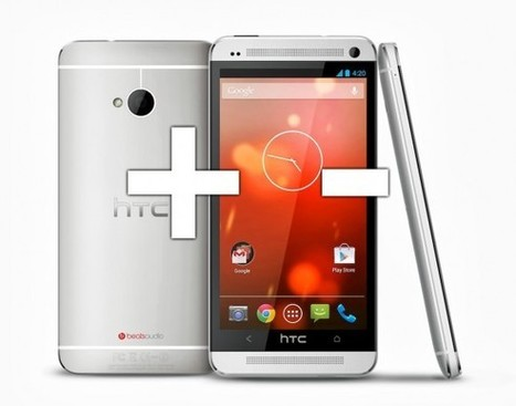 HTC One Google Edition.. what you gain and what you lose | Mobile IT | Scoop.it