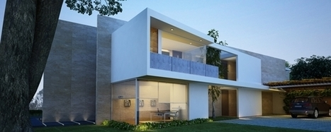 Casa G2G by Cristina Vargas Arquitectura | Awesome Architecture | Scoop.it