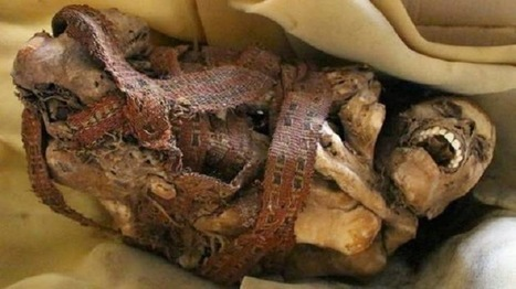 Ancient mummy found in cardboard box by cleaners in Peru | The Archaeology News Network | Kiosque du monde : Amériques | Scoop.it