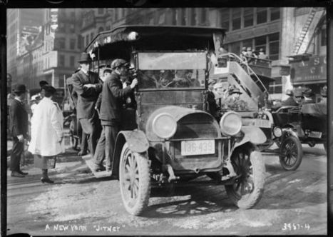 Uber Is Currently Fighting the Battle That Jitneys Lost 100 Years Ago | East Coast Limousine Service | Scoop.it