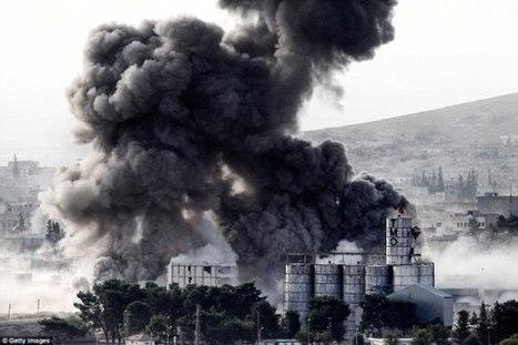 EEUU deja SIN BOMBARDEAR más de 60 CAMPOS de ENTRENAMIENTO de ISIS…SIN RAZÓN APARENTE | La R-Evolución de ARMAK | Scoop.it