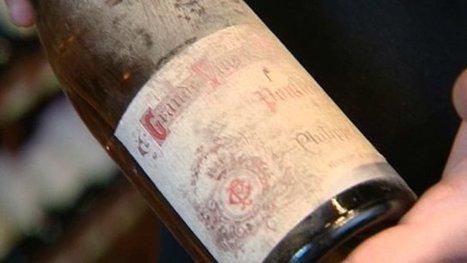 Les vins vieux font le bonheur des cavistes – société - France 3 Bourgogne | Vos Clés de la Cave | Scoop.it