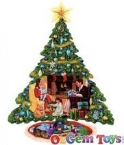 Cozy Christmas Shaped Sunsout Jigsaw Puzzle   Online News for Games, Puzzles and Toys   Scoop.it