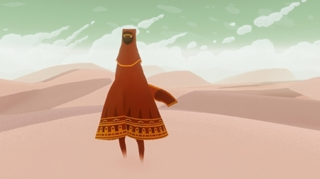 The Thatgamecompany Way | Transmedia: Storytelling for the Digital Age | Scoop.it