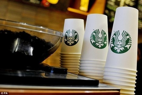 Starbucks and Pret to sell ALCOHOL in bid to lure late-night drinkers | Urban eating | Scoop.it