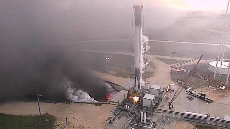 SpaceX adopts lessons learned from multiple booster landings | Space And Beyond 2012 | Scoop.it