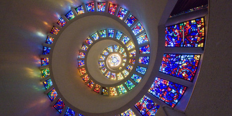 LOOK: The Most Stunning Stained Glass Windows In The World   Architecture and Design   Scoop.it
