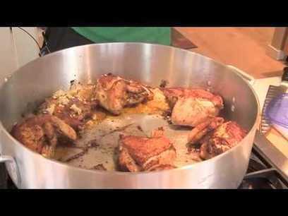 Paleo Diet Recipes – Cooking Chicken Cacciatore – CAVEMAN ... | Paleo Diet Recipes | Scoop.it