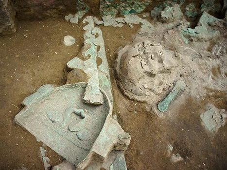 Tomb of a Powerful Moche Priestess-Queen Found in Peru | Ancient Crimes and Mysteries | Scoop.it