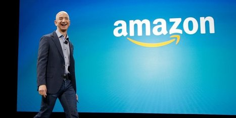 This chart shows how Amazon is totally crushing its retail competitors | Public Relations & Social Media Insight | Scoop.it