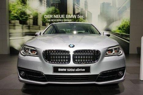 BMW verbetert nieuwe wagens met big data   ZDNet.be   ICT show cases   Scoop.it