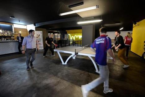 Le Gossima : du ping-pong, des pintes et des groupes de musique | | L'emballage BIO | Scoop.it