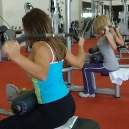 Benefits of a total woman gym   Contours Express   women fitness center   Scoop.it