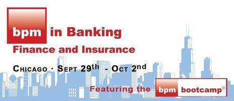 BPM in Banking, Finance and Insurance   New business applications for BPM and BRMS technologies   Scoop.it