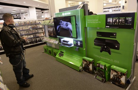 Xbox One: Family-focused console goes beyond gaming | Why the xbox is the best console | Scoop.it