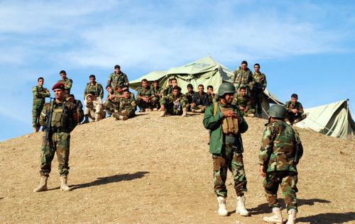 Germany starts training #Kurdish fighters to Combat Iraqi IS murder cult - World Bulletin