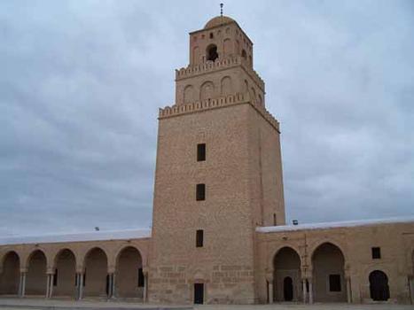 Great Mosque - Kairawan, Tunisia | Islamic Art | Scoop.it