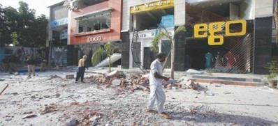 Blast devastates shopping mall in Gulberg | Pakistan Today | Latest news | Breaking news | Pakistan News | World news | Business | Sport and Multimedia | Shopping Mall | Scoop.it