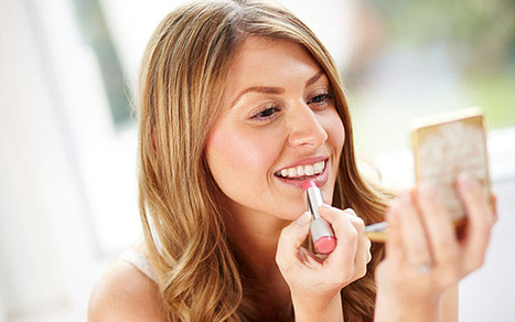 Do men really think women look better without any make-up? - Telegraph | Fashion | Scoop.it