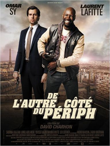 De L'autre cote du Periph french movie poster featuring Omar Sy ... | maghrabi | Scoop.it
