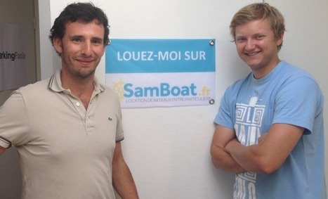 Jelouemoncampingcar.com, Samboat.fr... l'agglomération bordelaise en pointe sur l'économie collaborative | Délicieuses impertinences | Scoop.it