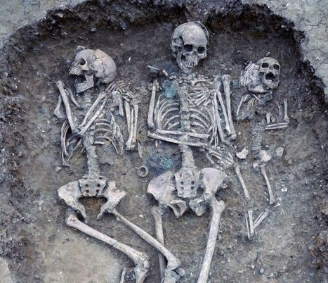 English DNA 'one-third' Anglo-Saxon - BBC News   Multilíngues   Scoop.it
