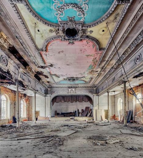 Urbex – Des lieux abandonnés fascinants photographiés par Christian Richter | Ufunk.net | Ca m'interpelle... | Scoop.it