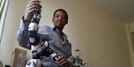 Des geeks éthiopiens veulent fabriquer les robots de demain | Une nouvelle civilisation de Robots | Scoop.it