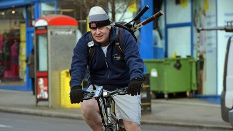 The transport legacy of outgoing mayor Boris Johnson - BBC News | London | Scoop.it