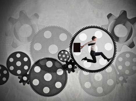 La transition laborale   Post-Sapiens, les êtres technologiques   Scoop.it