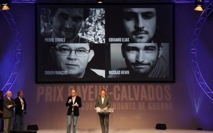 En 2013, les journalistes sont devenus les proies favorites des enlèvements - RTL.fr   Intervalles   Scoop.it