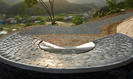 Japanese sculpture memorializes 18,000 people dead or missing after the 2011 earthquake   L'usager dans la construction durable   Scoop.it