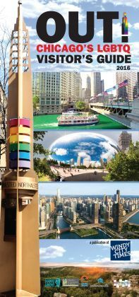 Windy City Times publishes LGBT Visitor's Guide to Chicago and Illinois - Gay Lesbian Bi Trans News Archive - Windy City Times | Diverse Books and Media | Scoop.it