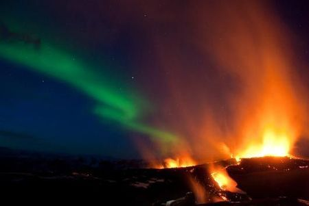 Iceland volcano: The best photo ever? | Sustainable Futures | Scoop.it