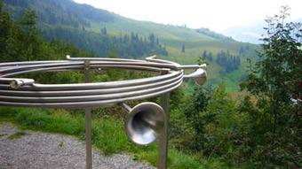 JacoBlök » Tönendes am Wegesrand: Klangweg Toggenburg | DESARTSONNANTS - CRÉATION SONORE ET ENVIRONNEMENT - ENVIRONMENTAL SOUND ART - PAYSAGES ET ECOLOGIE SONORE | Scoop.it