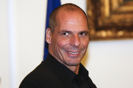 Yanis Varoufakis sur l'Eurogroupe et sur sa démission | barcelona mix-web | Scoop.it
