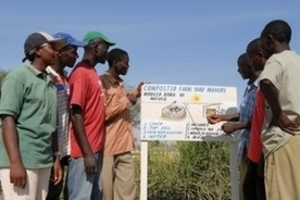 AGRA | Agro-dealers use cell phones to keep farmers up to date | WHAT WE DO | ICT4Dev | Scoop.it