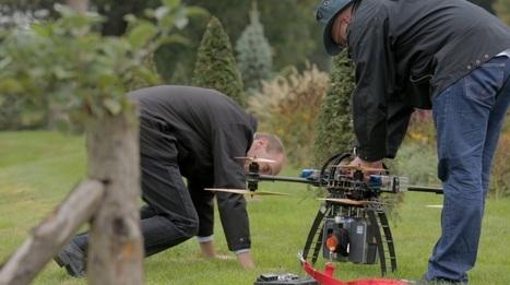 Multirotor (UAV) Laser Scanning   Drone News   Scoop.it