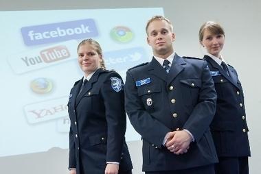 Veebikonstaablid annavad internetis nõu   E-ohutus   Scoop.it