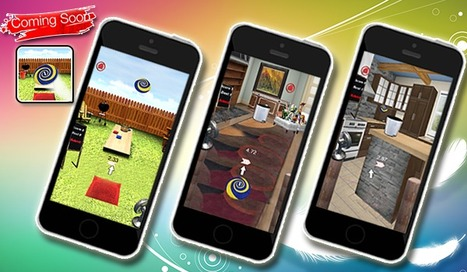 UpComing Board Game - Flying Saucer Pro For iPhnoe By i-Life | Upcoming Games and Apps By iLife | Scoop.it